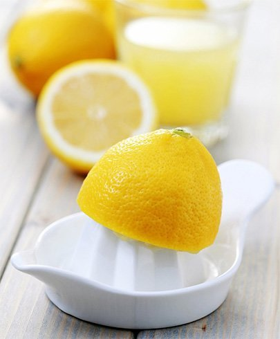 Homemade Deodorant With Lemon Juice