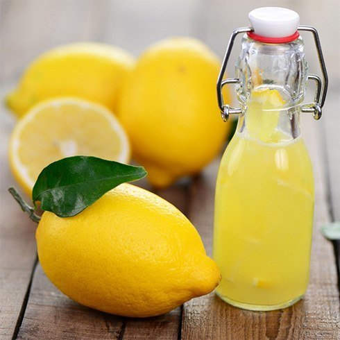 Homemade Lemon Juice Recipe