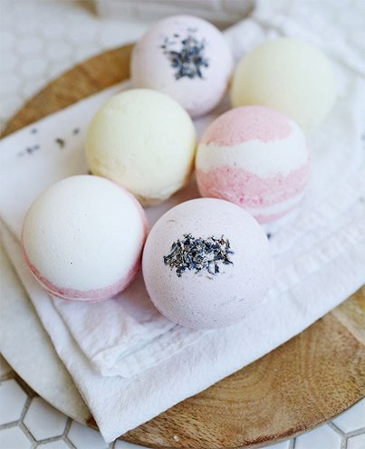 homemade recipe for bath bombs