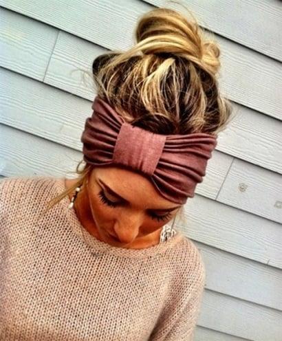 how to use hair bun accessory