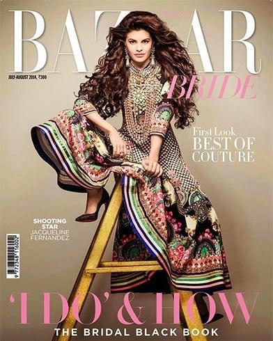 Jacqueline Fernandez Photoshoot For Magazine