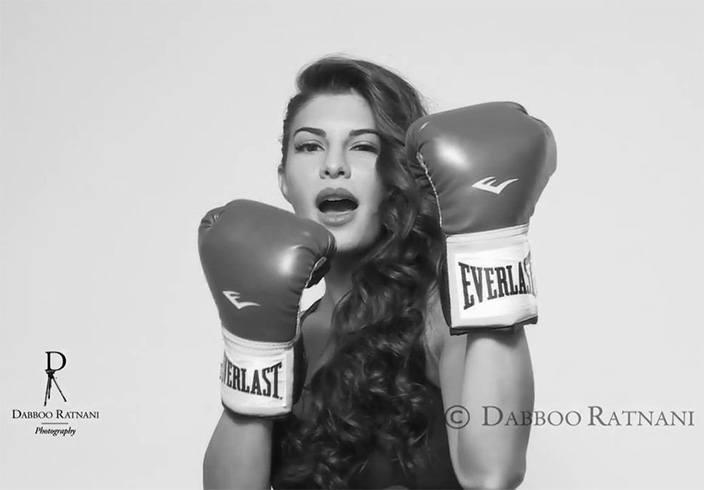 Jacqueline Fernandez Dabboo Ratnani calendar shoot