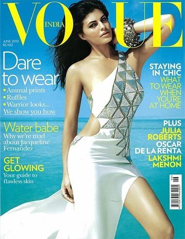 Jacqueline on Vogue