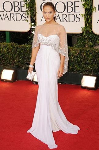 Jennifer Lopez at Golden Globes Awards 2011