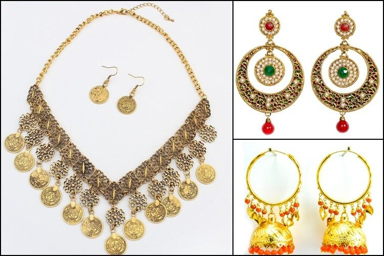 Jewellery for Lohri Festival