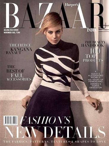 Kangana Ranaut Magazine