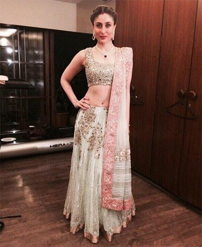 15 Best Looks Of Kareena Kapoor Fashion In Indian Wear