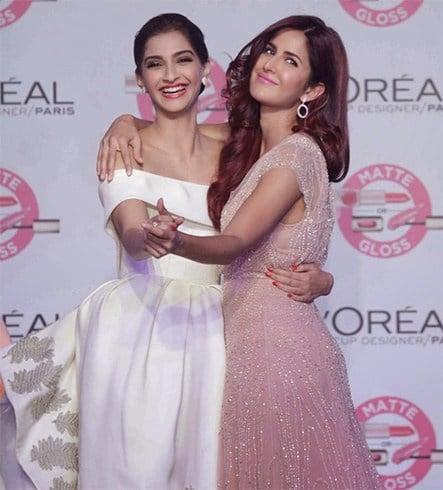 Katrina Kaif and Sonam Kapoor