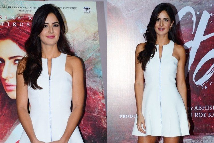 Katrina Kaif in Cushnie Et Ochs dress