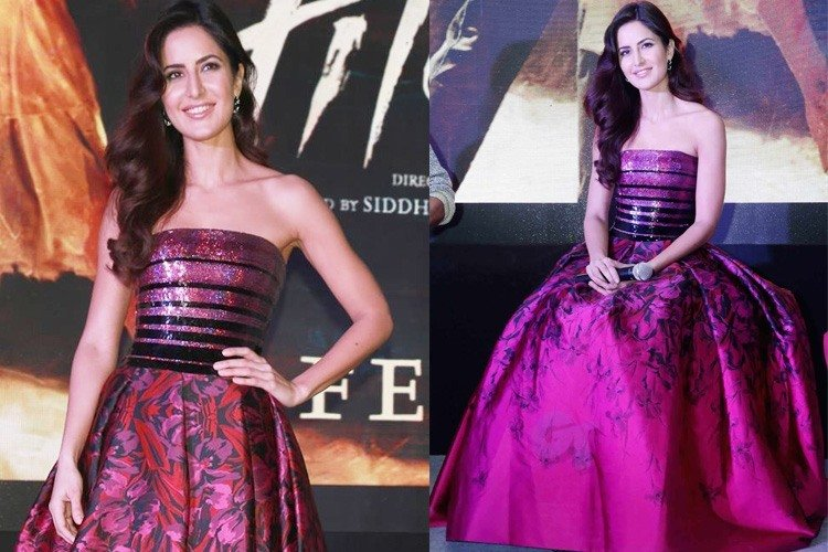 Katrina Kaif in Georges Chakra Dress