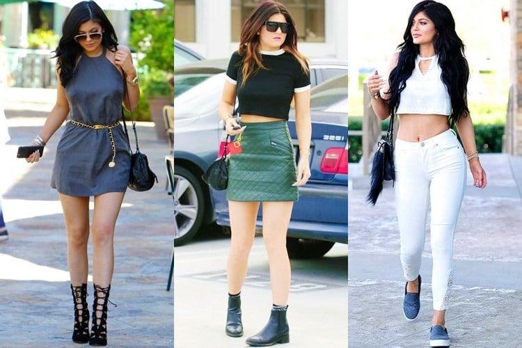 Kylie Jenner Sassy Street Style