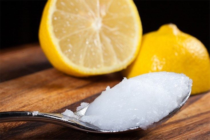 Lemon and Coconut Oil