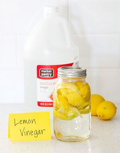 Lemon and Vinegar