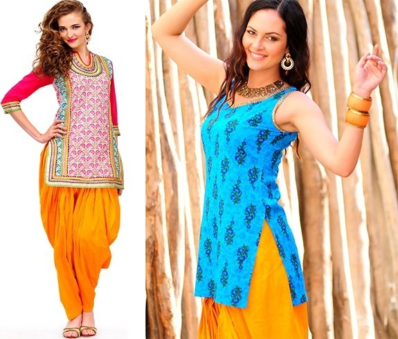 Lohri Kurtis and Leggings