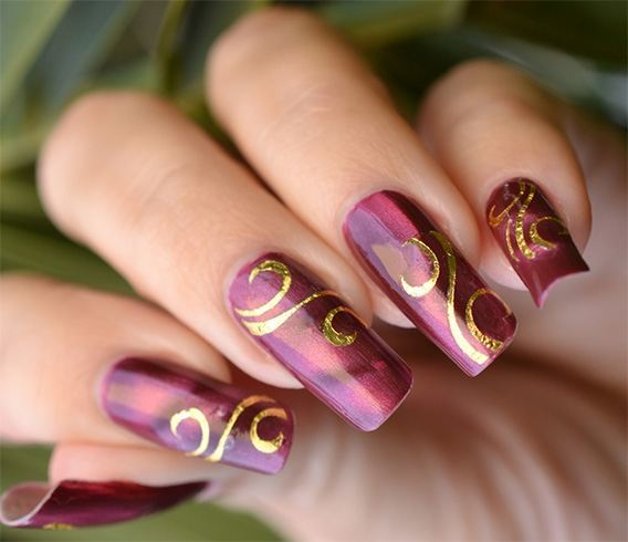 50 Beautiful Stylish And Trendy Nail Art Designs For: Trendy Long Nail Designs You Would Love To Flaunt