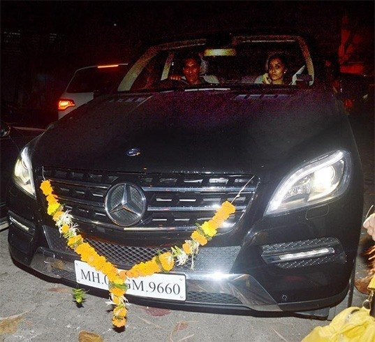 Most Expensive Bollywood Actress Cars