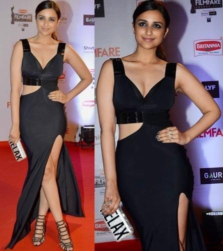 Parineeti Chopra at 61st Filmfare Awards