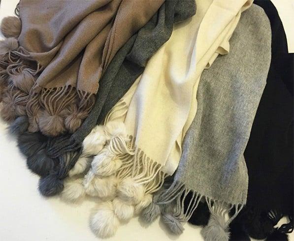 Pashmina Wool