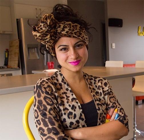 Priya in Bigg Boss 9