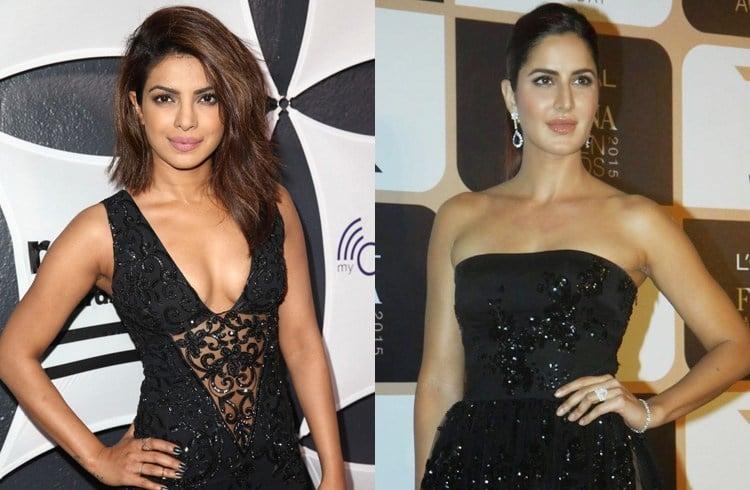 Priyanka Chopra and Katrina Kaif