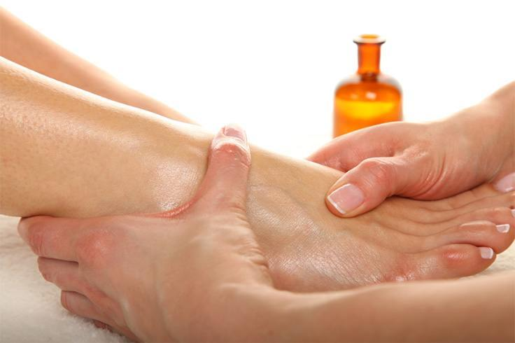 Remedies For Swollen Feet