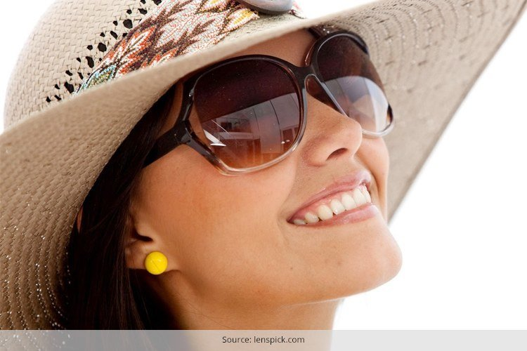 round face sunglasses styles
