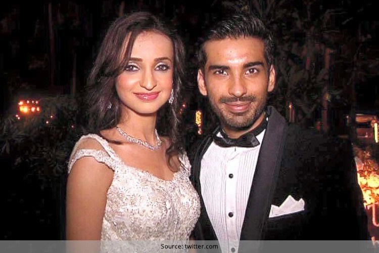 Sanaya Irani And Mohit Sehgal Wedding