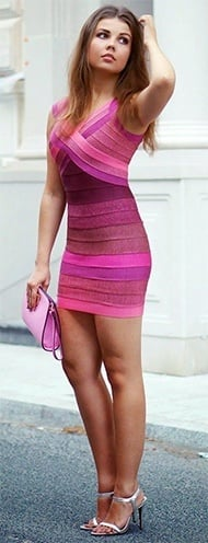 stylish And Beautiful Party Wear Dresses