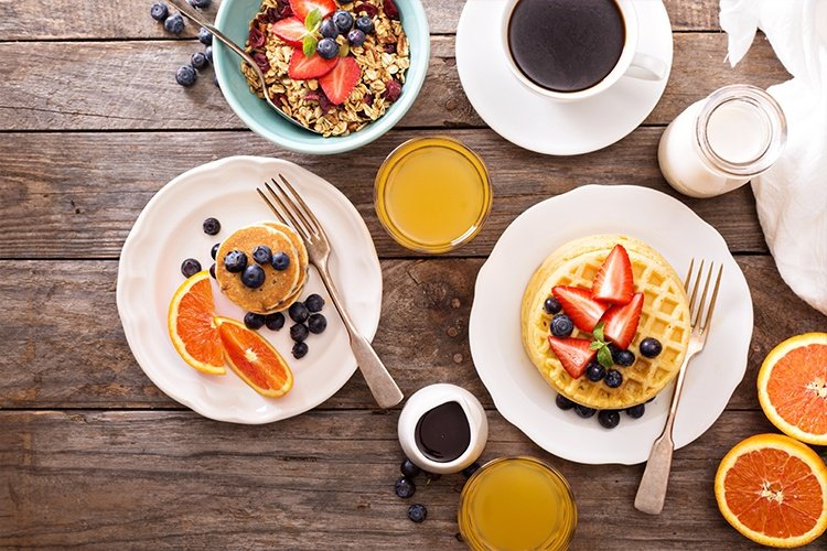 Perfect Summer Breakfast  Ideas