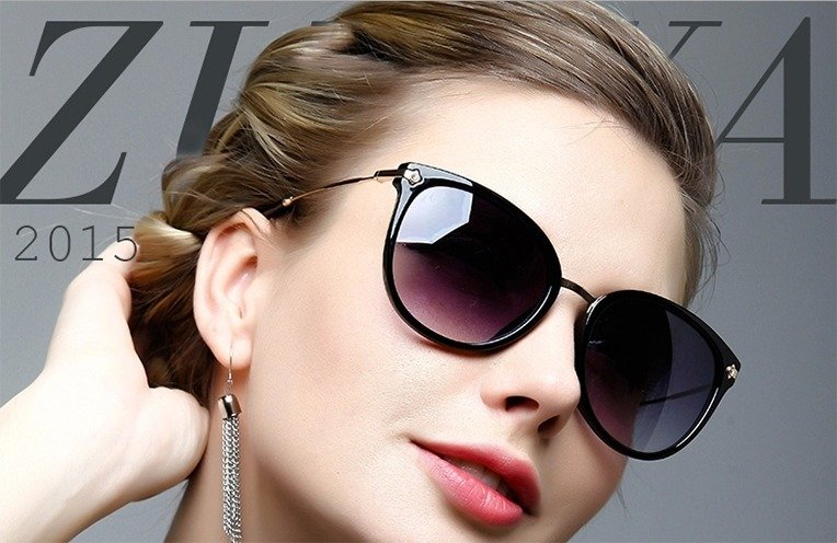 Sunglasses Frame For Round Face : Retro Sunglasses For Round Face
