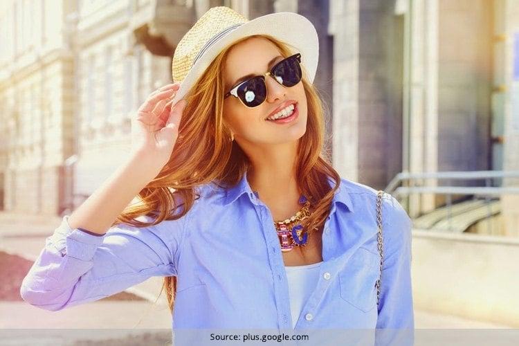 Trendy Oval Face Sunglasses