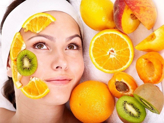 Vitamin C Face Pack