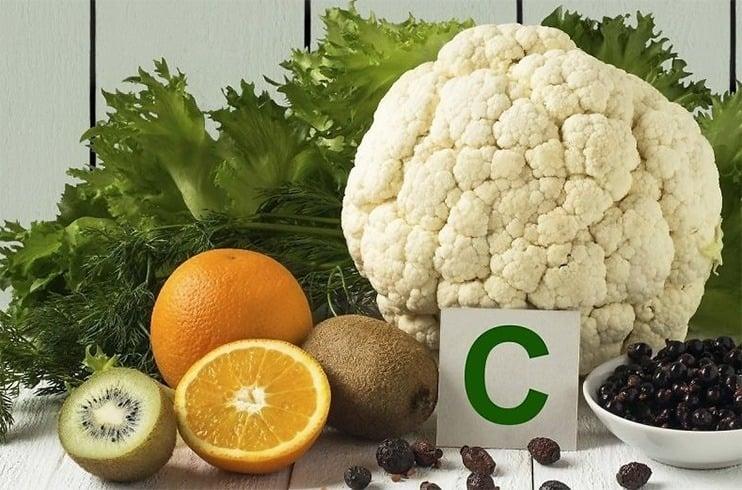 Vitamin C Food