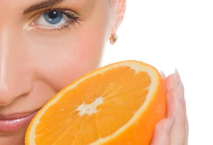 Vitamin C fo r Face