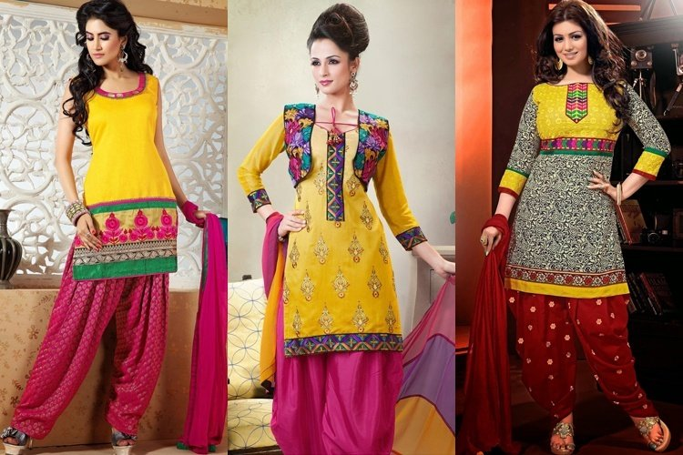 what to wear to lohri party