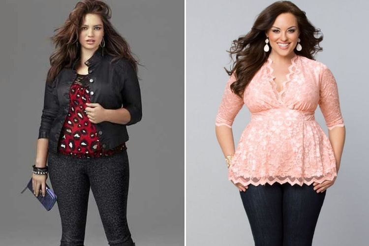What To Wear To Look Thinner? Cute Plus Size Outfits To ...