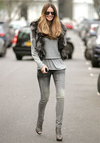 Colors what to wear with grey jeans recommendations to wear for spring in 2019