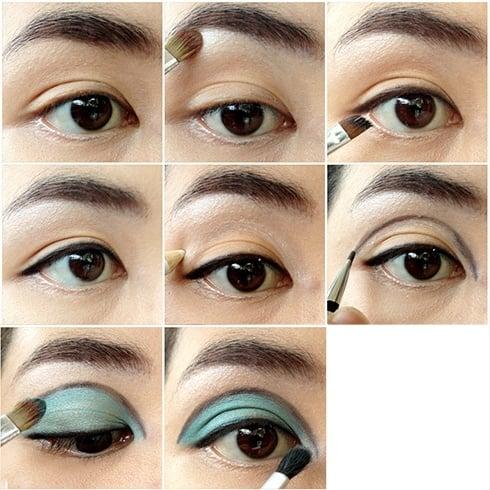60s Make-up-Tutorial