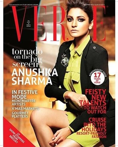 Anushka Sharma height