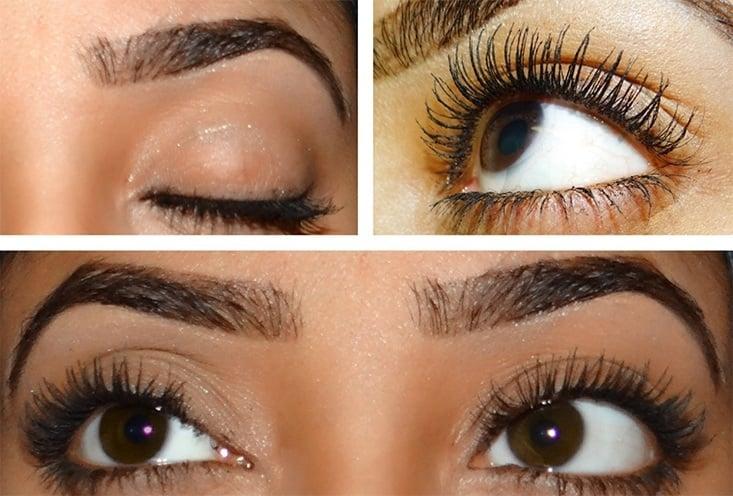 Argan Oil Eyelashes Treatment