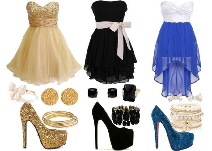 Homecoming Party Outfits
