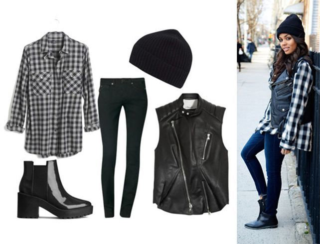 flannel outfit ideas what to wear under flannel and