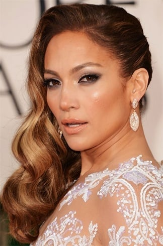 Jennifer Lopez Braid Hairstyles