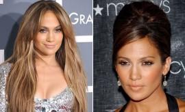 Jennifer Lopez Short Hairstyles