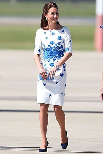 Kate Middleton at Royal Tour Of Australia