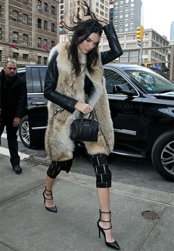 Kendall Jenner Styles
