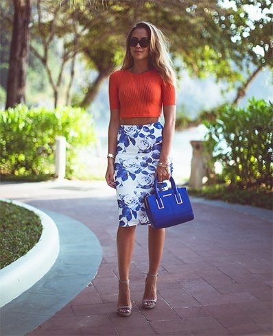 Mixing and Matching Prints