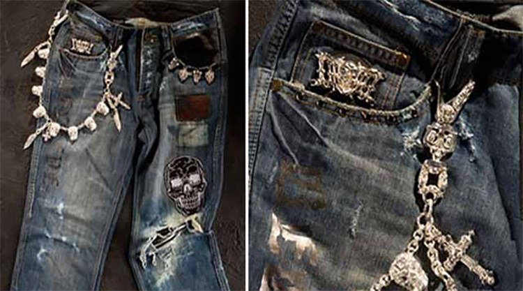 Most Expensive Jeans in the World