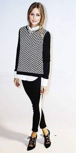 Olivia Palermos fashion and style