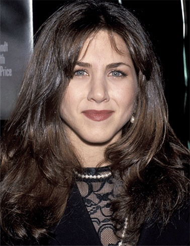 Pictures of Jennifer Aniston Hairstyles